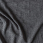 Slubby Organic Cotton & Bamboo Knit - Slate Grey | Blackbird Fabrics