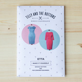 Etta Dress by Tilly and the Buttons | Blackbird Fabrics
