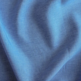 Linen Chambray - Blue  | Blackbird Fabrics