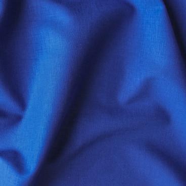 Stretch Linen Viscose - Royal Blue   Blackbird Fabrics