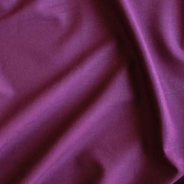 Stretch Linen Viscose - Berry | Blackbird Fabrics