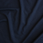 Bamboo Cotton Jersey Knit - Navy | Blackbird Fabrics