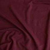Bamboo Cotton Jersey Knit - Maroon | Blackbird Fabrics