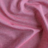 Japanese Cotton Chambray - Red | Blackbird Fabrics