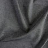 Japanese Cotton Chambray - Dark Grey | Blackbird Fabrics