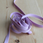"3/8"" (9mm) Plush Back Elastic - Cupcake - 1 meter"