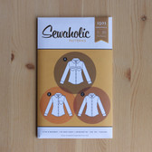 Granville Shirt by Sewaholic Patterns | Blackbird Fabrics
