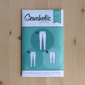 Pacific Leggings by Sewaholic Patterns | Blackbird Fabrics