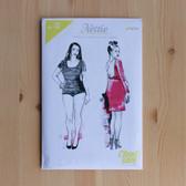 Nettie Dress & Bodysuit by Closet Case Patterns   Blackbird Fabrics