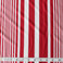 Irregular Stripe Rayon Jersey - Red/White | Blackbird Fabrics