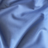 Brushed Cotton & Tencel Twill - Blue | Blackbird Fabrics