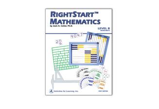 RightStart™ Mathematics Level B Worksheets
