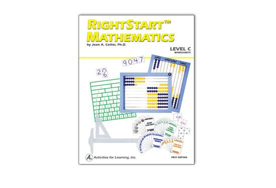 RightStart Mathematics Level C Worksheets RightStart – C Worksheets