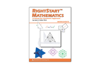 RightStart™ Mathematics A Hands-On Geometric Approach Worksheets