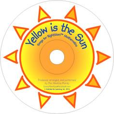 Yellow is the Sun CD