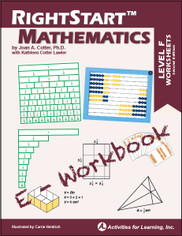 RightStart™Mathematics Level F E-Workbook Second Edition