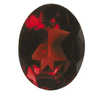 Red Garnet 8 x 6mm Oval Faceted Stone, AA-Grade | 67119