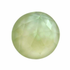 Peridot 5mm Round Rose-Cut Cabochon, N |Sold by Each | 88702
