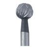 High-Speed Steel Round Bur, 4.5mm |Sold by Each| 345518