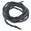 Gray Silk 2mm Hand-Dyed Cords, 40"