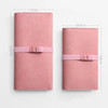 Traveller's Notebook and Sketchbook with Leather Cover | Pink Large | TVLL.P