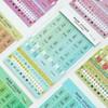 Mark Sticker Set | Planer | 6970945330415