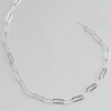 925 Sterling silver 1.9mm Flat Drawn Cable Chain | Sold by Ft | 697535B