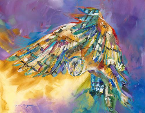 Dusk Hunter- Bird- Limited Edition