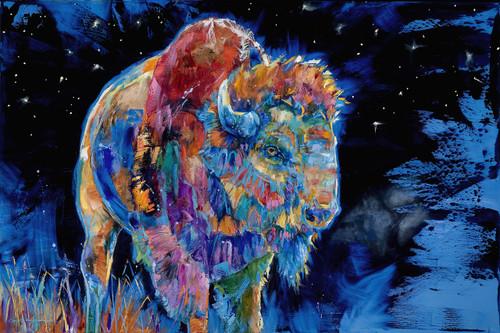 Starry, Starry Night - Original - Sold