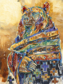 Bear Shaman 8 - Limited Edition Print