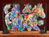 Heyday Glass Horses original