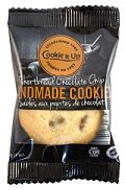 Cookie It Up Single Serving Pouches - Shortbread Chocolate Chip