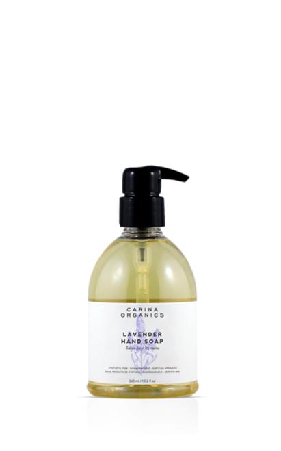 Carina Organics Lavender Hand Soap
