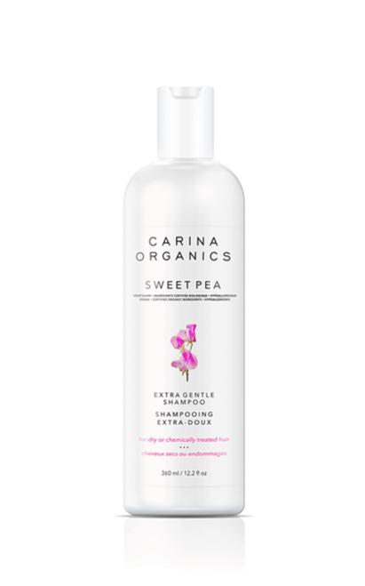Carina Organics Sweet Pea Gentle Shampoo