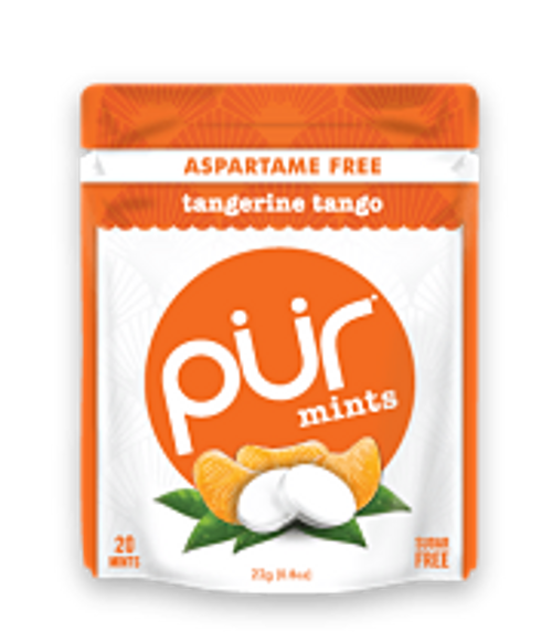 PUR Mints - Tangerine Tango