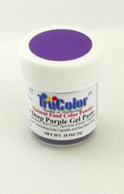 TruColor Natural Food Colouring - Deep Purple