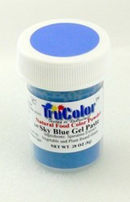 TruColor Natural Food Colouring - Sky Blue