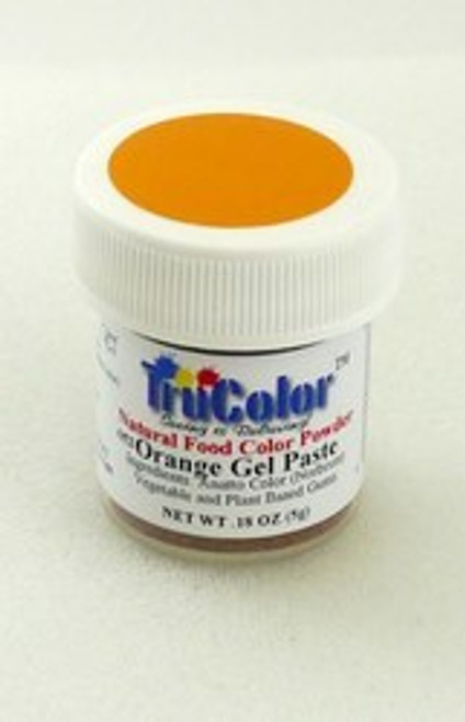 TruColor Natural Food Colouring - Bright Orange