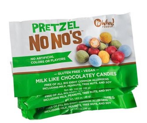 No Whey Pretzel No No's