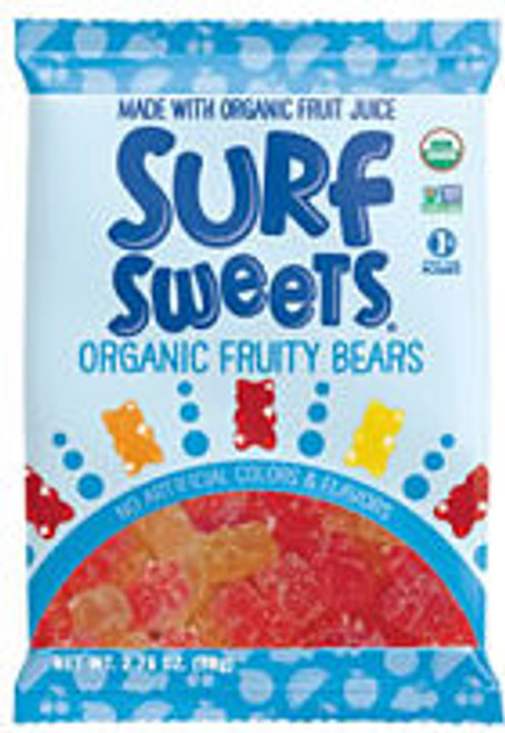 Surf Sweets Organic Fruity Bears