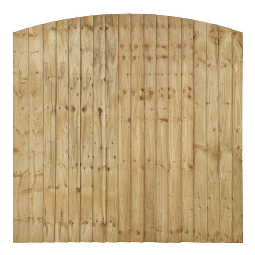 6x3 plus dome featheredge panel a51 sheds fencing. Black Bedroom Furniture Sets. Home Design Ideas