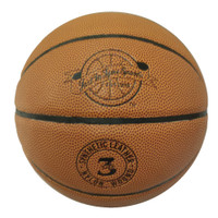 "7"" Mini Pro Synthetic Leather Basketball"