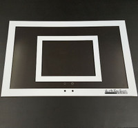 Replacement Polycarbonate Backboard