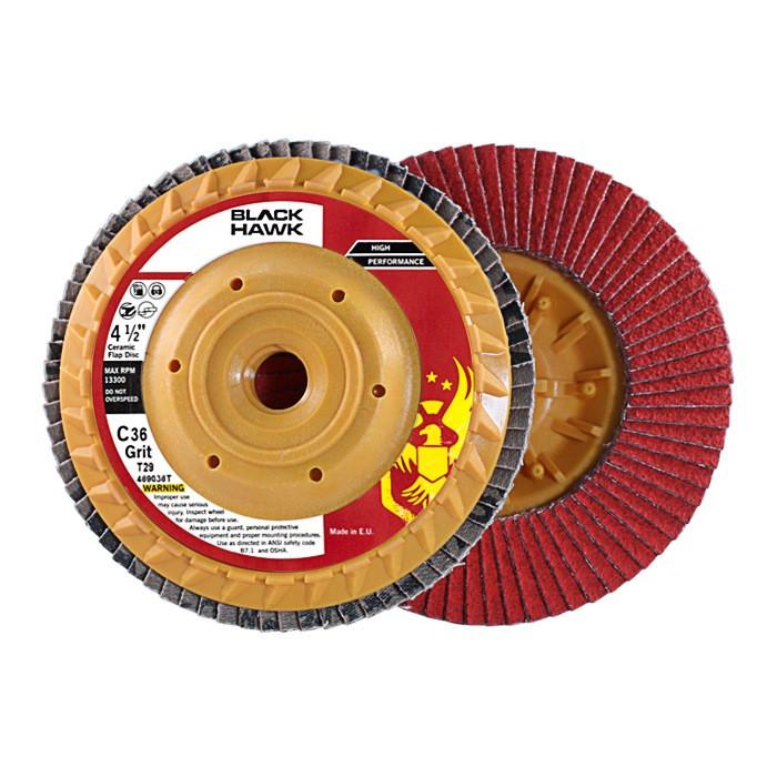1 In Sanding Belts 40 Ceramic
