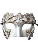 Venetian mask Colombina Grifone