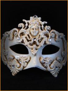 Venetian mask Colombina Dama
