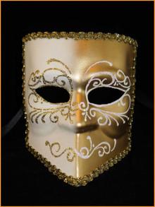 Venetian mask Bauta Gvido