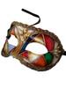 Venetian mask Colombina Arlecchina