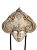 Authentic Venetian Mask Olga Mac Craquele