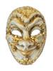 Venetian mask Volto Jester Musica